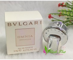 Nước hoa mini Omnia Crystalline 5ml